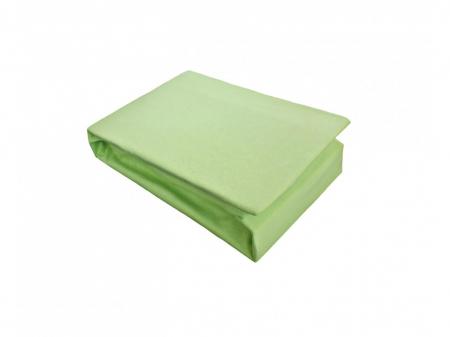 Husa saltea cu elastic 160x200 Verde