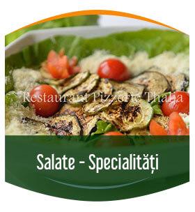 Casa Thalia - Salate-Specialitati
