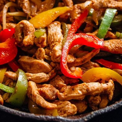 Spicy chicken dishes 0