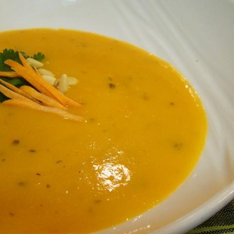 Supă cremă de legume 0