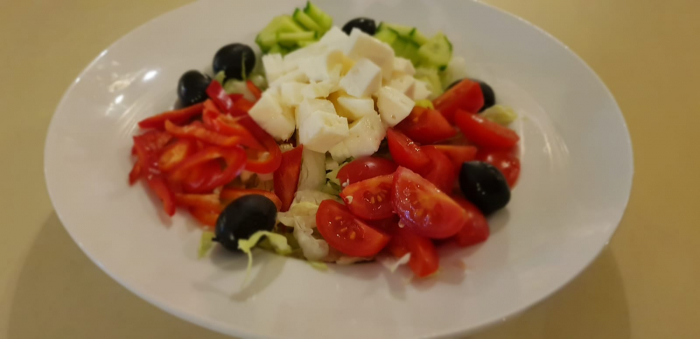 Salată grecească [0]
