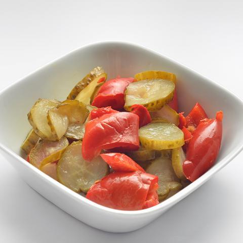 Salată de murături asortate 0