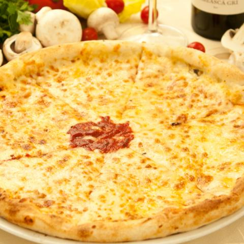 Pizza Margherita 0