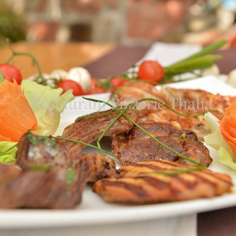 Platou Mix grill 0