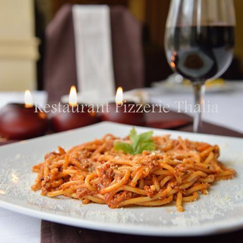 Spaghete Bolognese 0