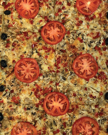 Pizza Family - Lacto-Vegetariana3