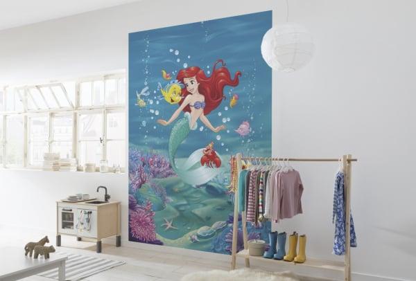 Ariel Singing 0