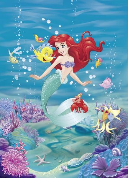 Ariel Singing 1