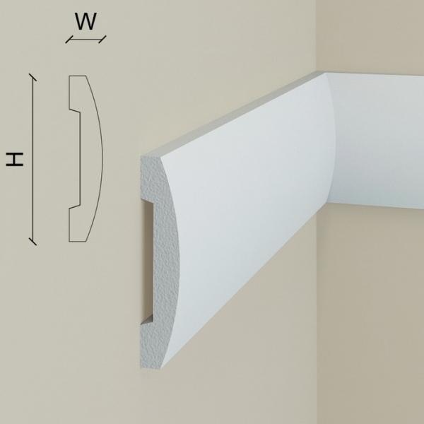 Brau de perete - polimer rigid B5 (2.00m) 1