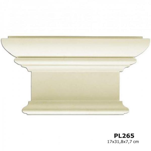 Capitel pilastru PL265 0