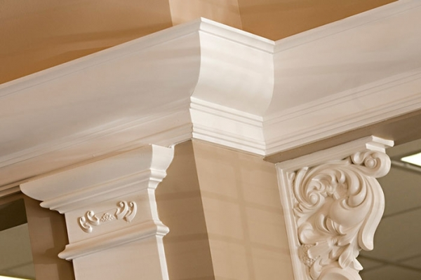Capitel pilastru PL264 1