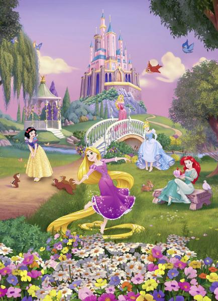 Disney Princess Sunset 1