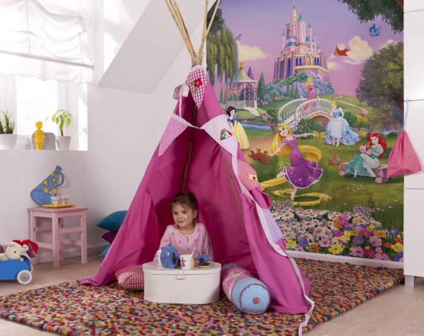 Disney Princess Sunset 0