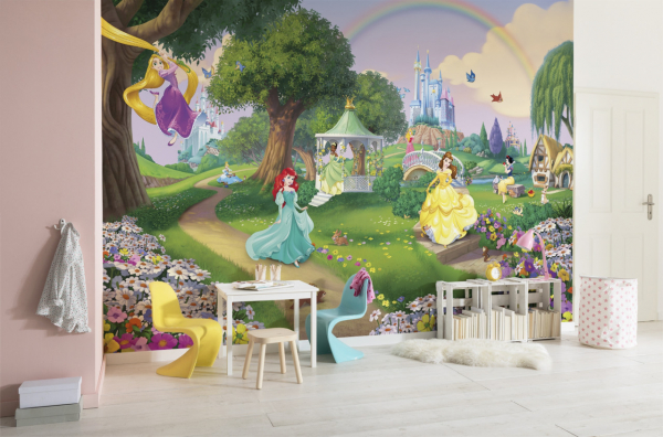 Disney Princess Rainbow 1
