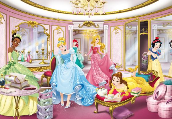 Disney Princess Mirror 1