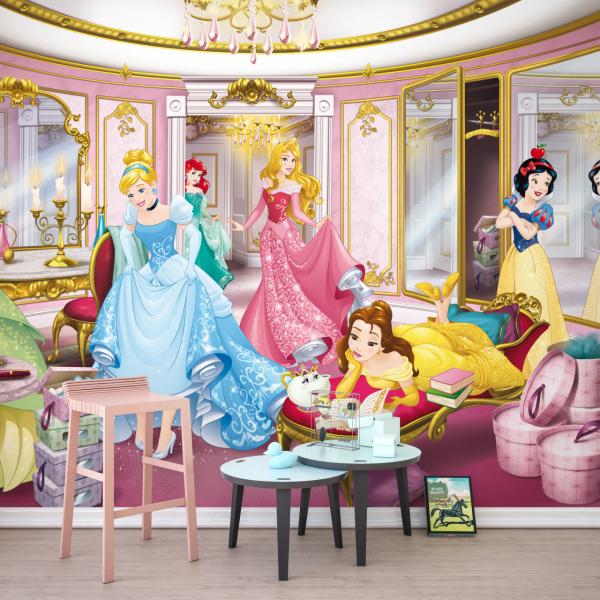 Disney Princess Glitzerparty [1]