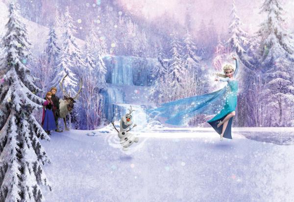 Frozen Forest 1