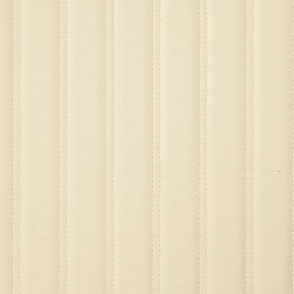 Panou de perete 18602 LOUNGE piele crem cu aspect de cusătură [1]