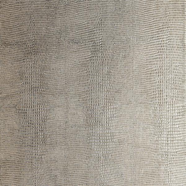 Panou decorativ 12893 LEGUAN imitație de piele iguana- gri argint 0