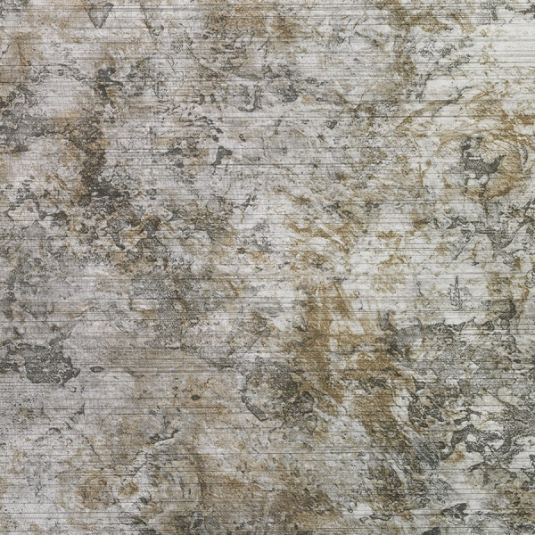 Panou decorativ  17275 DECO VINTAGE finisaj rugina gri argintiu 1
