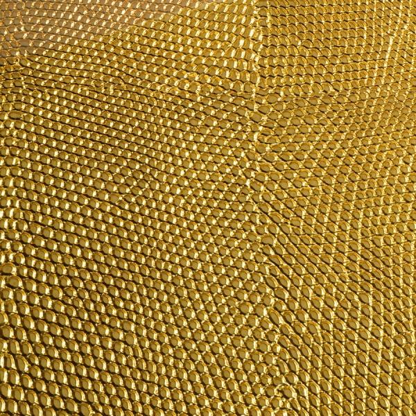 Panou decorativ17016 PEARL RAY piele de reptile ,culoare auriu 1