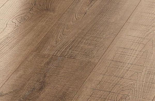 PARCHET PLUTA - Sawn Bisque Oak-HYDROCORK 1