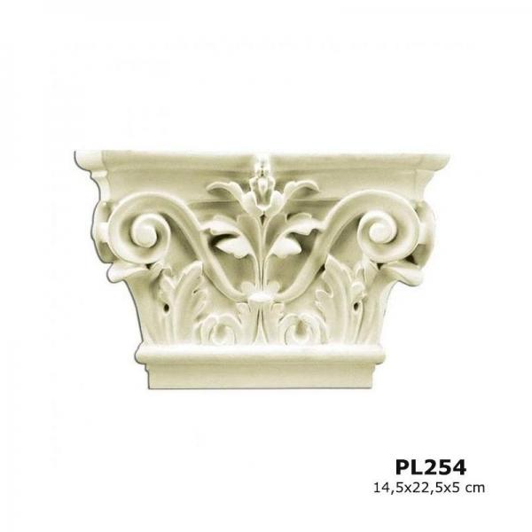 Capitel pilastru PL254 0