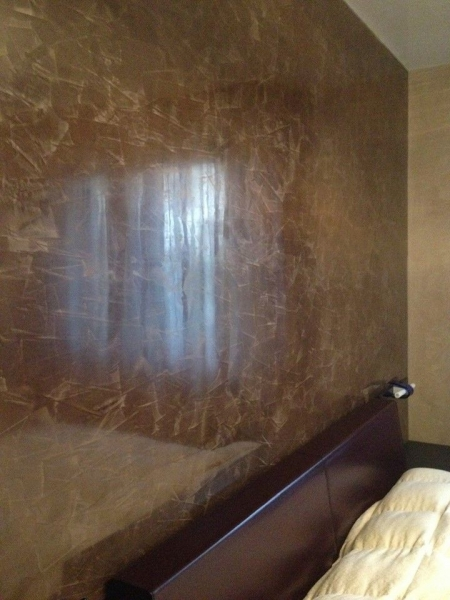 Spatula Stuhhi – finisaj decorativ cu efect de marmura 3