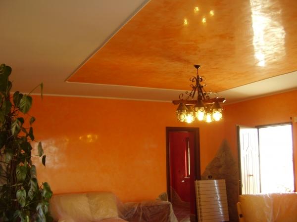 Spatula Stuhhi – finisaj decorativ cu efect de marmura [4]