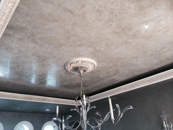 Spatula Stuhhi – finisaj decorativ cu efect de marmura 2