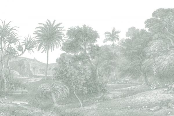 Tapet R14613- Jungle Land 0