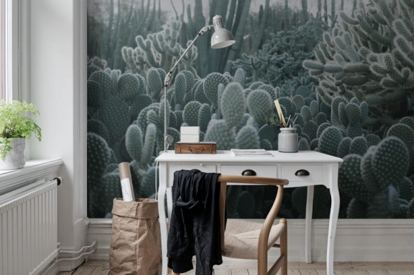 Tapet R15611 Cacti 1