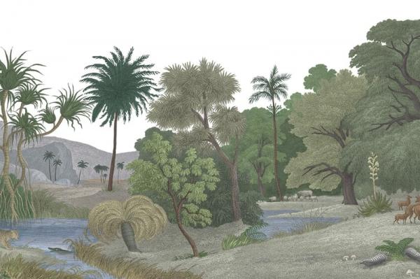 Tapet R14614- Jungle Land 0