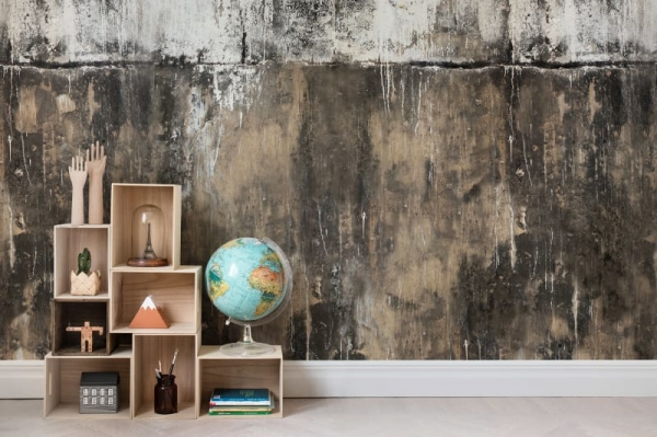 Tapet R14981- Brooklyn Wall 1