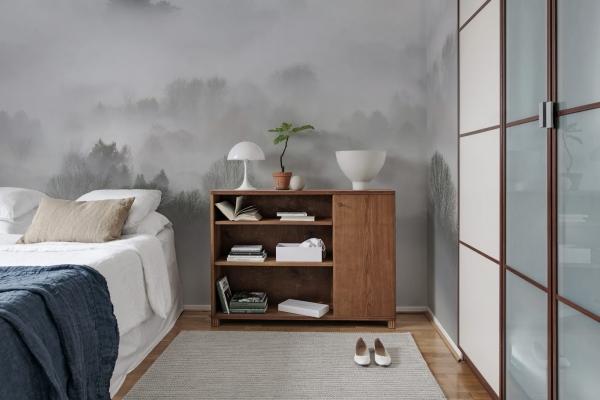 Tapet R15301- Morning Fog 1