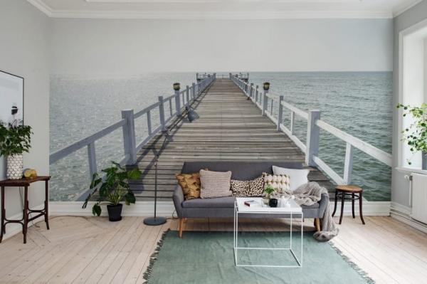 Tapet R15261- Hampton Pier 1