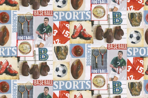 Tapet R15561- Sports Junkie [0]