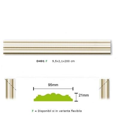 Brau de perete D491 - flexibil0