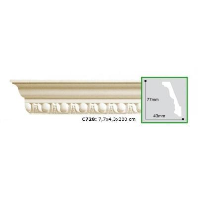 Cornisa de tavan C7280