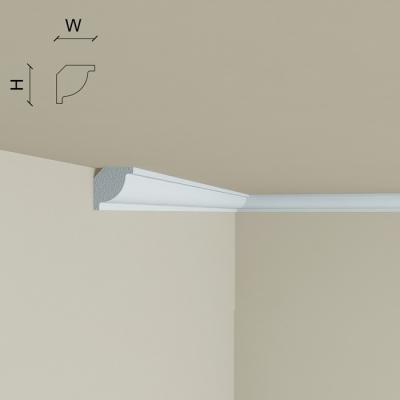 Cornisa din polimer rigid C2 (2.00m)1