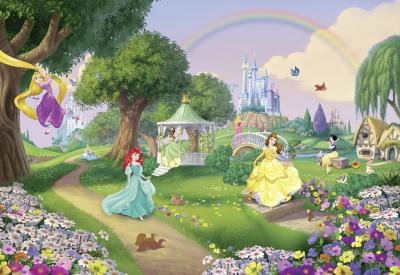 Disney Princess Rainbow0