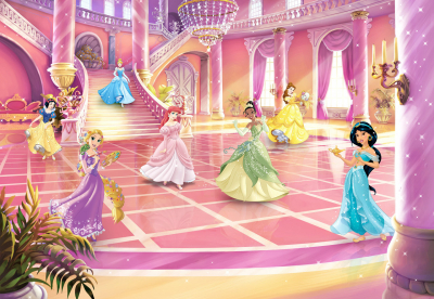 Disney Princess Glitzerparty [0]