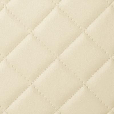 Panou de perete 13863 ROMBO 40 din piele culoare bej mată1