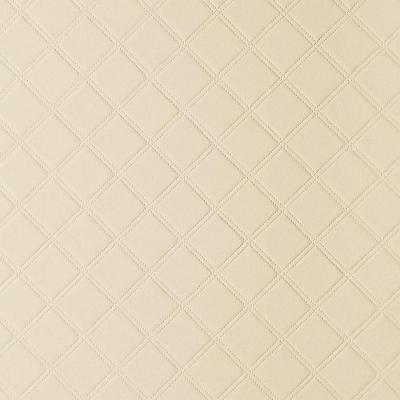 Panou de perete 13867 ROMBO 85, din piele,  matlasat, bej0