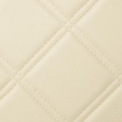 Panou de perete 13867 ROMBO 85, din piele,  matlasat, bej1
