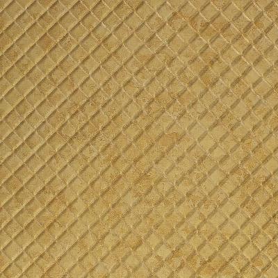 Panou de perete 17849 ROMBO ANTIGUA -aspect piele aurie0