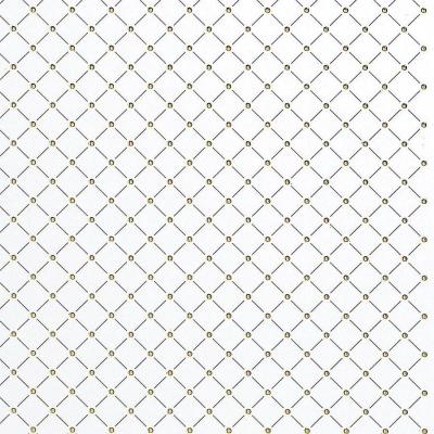 Panou de perete- 17856- Optica 3D mozaic aur + alb [0]