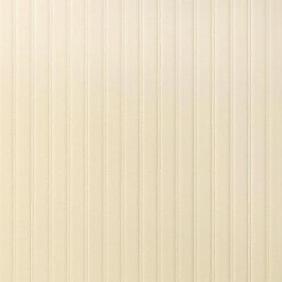 Panou de perete 18602 LOUNGE piele crem cu aspect de cusătură [0]