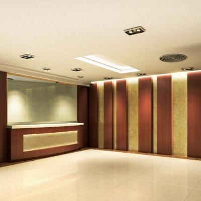 Panou de perete 17852 ANTIGUA aspect piele tablă din aur2