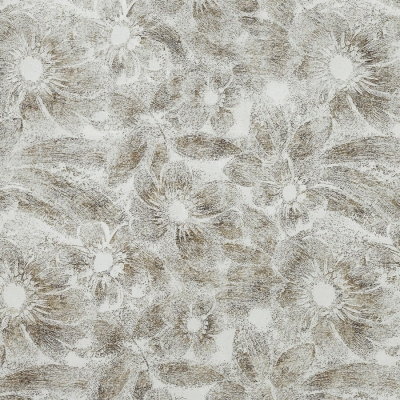 Panou decorativ  17036 DECO FLEUR Floral argint/maro1